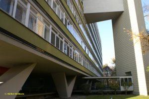 Das Oscar-Niemeyerhaus