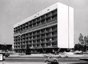 Ansicht SüdWesten-1957-58