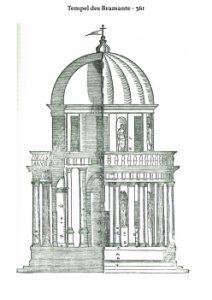 Tempel des Bramante