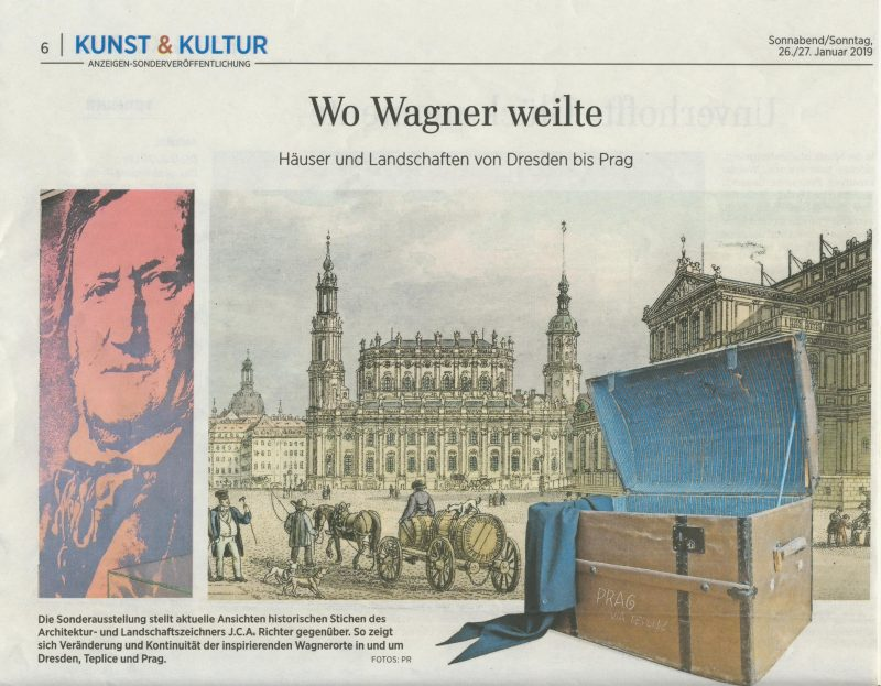 Ulrike Eichhorn - Wo Wagner weilte